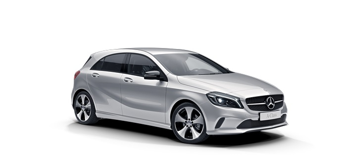 Mercedes-A