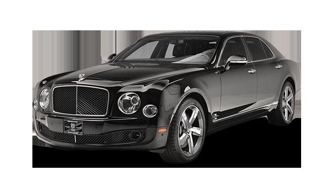 Bentley-Mulssane