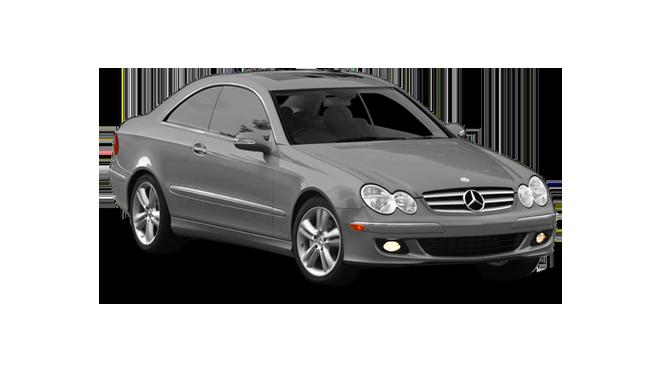 Mercedes-CLK