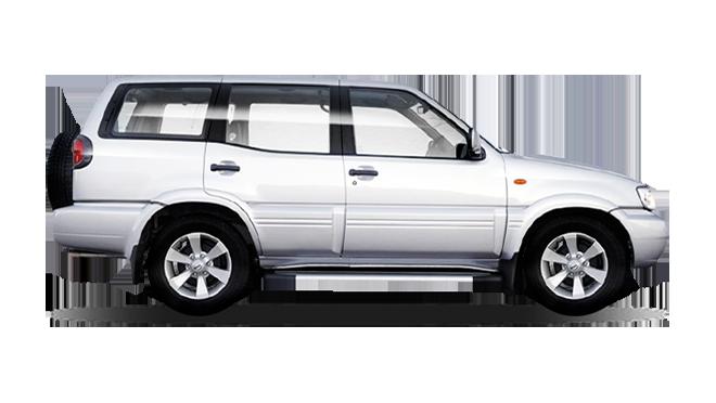 Nissan-Terrano